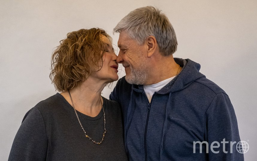 Марина и Виктор Вяхиревы. Фото Предоставлено организаторами