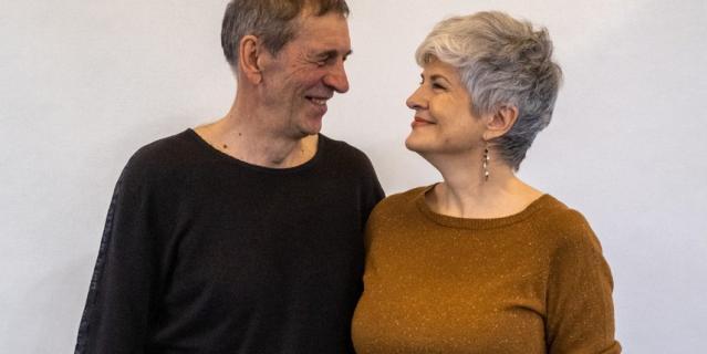 Владимир и Ольга Шулаевы.