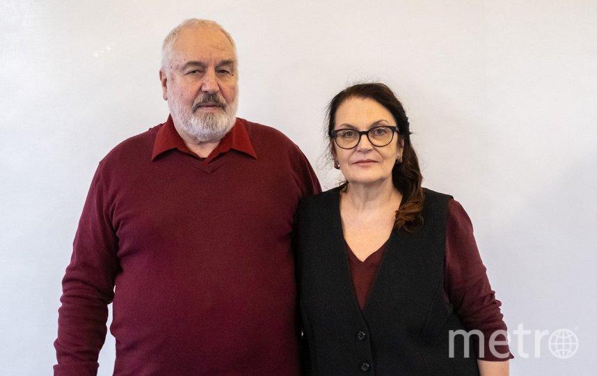 Елена и Георгий Акуловы. Фото Предоставлено организаторами