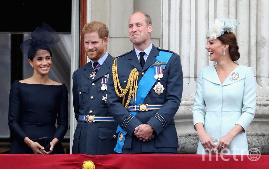 Принц Гарри и Меган Маркл в Британии, архивное фото. Фото Getty