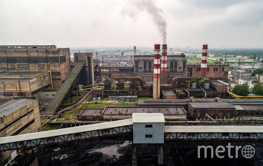 Часть инвестиций СГК направит на улучшение рассеивания дыма ТЭЦ-4.