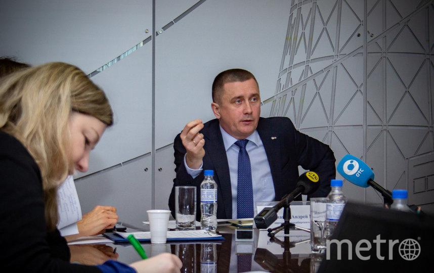Андрей Колмаков рассказал, как будет строиться работа.