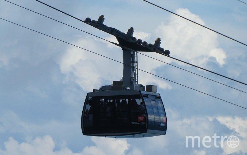 """В настоящее время канатные дороги в качестве общественного транспорта работают в Москве и Нижнем Новгороде. Фото pixabay.com, """"Metro"""""""