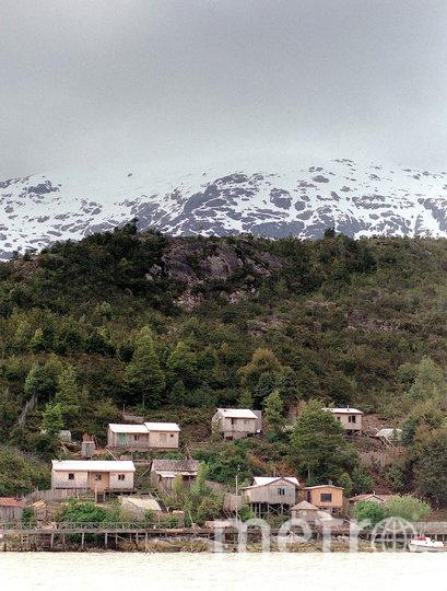 Горы в Андах. Фото Getty