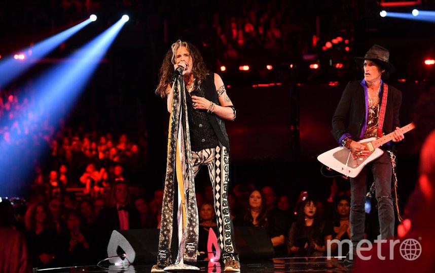 Aerosmith. Фото Getty