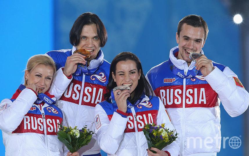 Ксения Столбова и Фёдор Климов. Фото Getty