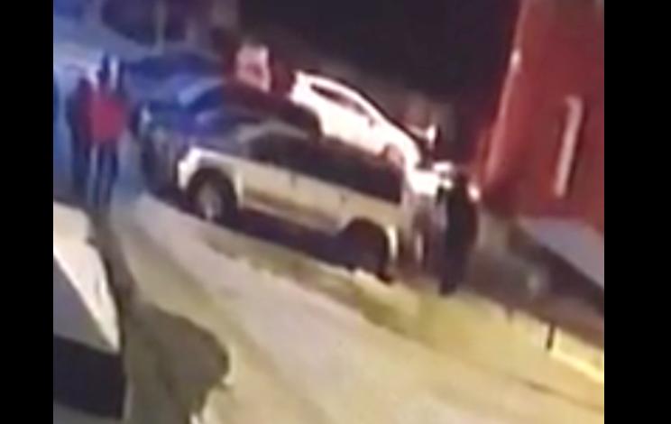 Скриншот видео пресс-службы МВД.