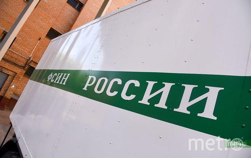 Экс-глава управления ФСИН Виктор Свиридов совершил попытку самоубийства в суде. Фото Василий Кузьмичёнок