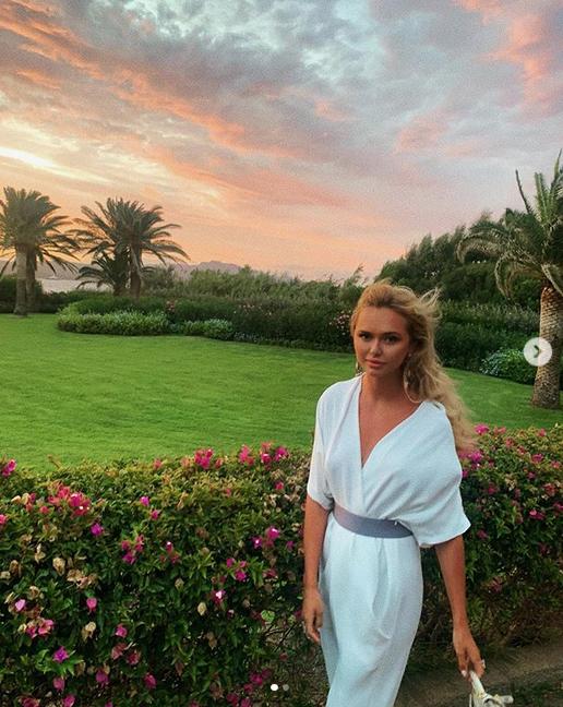 Стеша Маликова. Фото Скриншот Instagram: @steshamalikova