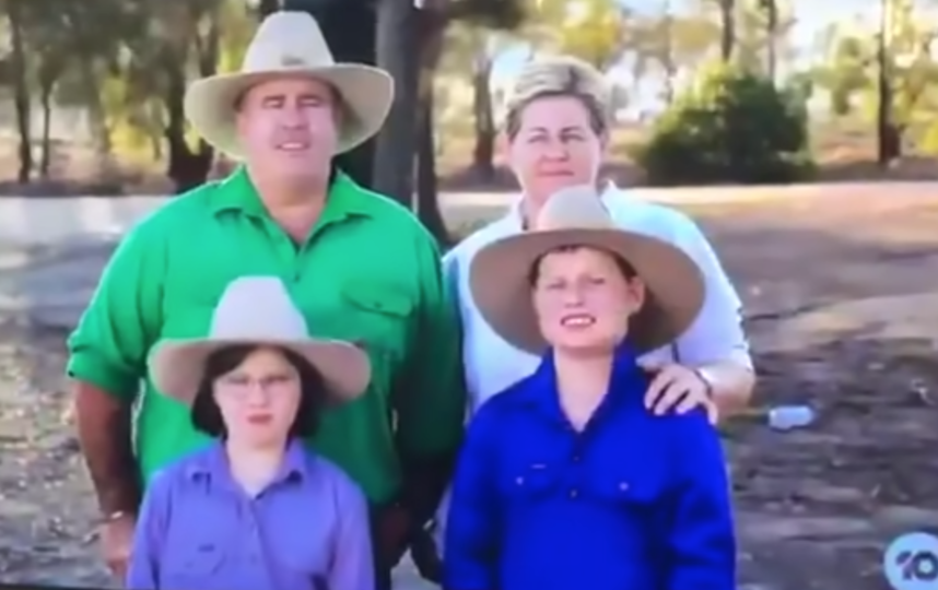 Семья подростка. Фото Скриншот Youtube