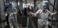 Количество заболевших COVID-19 в Китае выросло на 15 тысяч за одну ночь