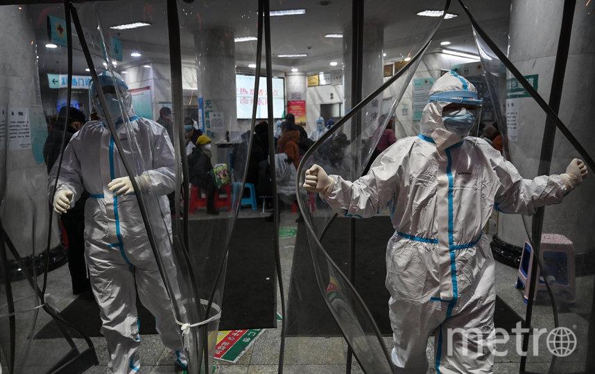 На данный момент зарегистрировано 60 349 заболевших COVID-19. Фото AFP