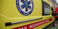 В Москве на территории одной из школ фургон сбил ребёнка