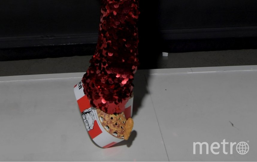 Вот так выглядят кроксы. Фото Getty