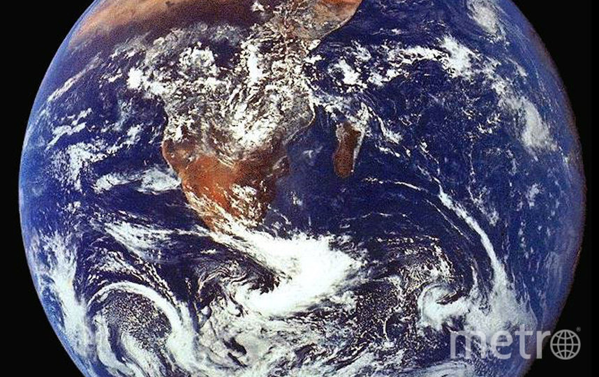 Земля, вид из космоса. Архивное фото. Фото Getty