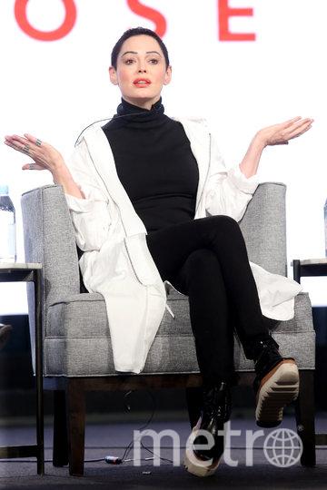 Роуз Макгоуэн обвинила Натали Портман в притворном феминизме. Фото Getty
