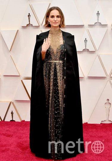 """Натали Портман на церемонии """"Оскар"""". Фото Getty"""