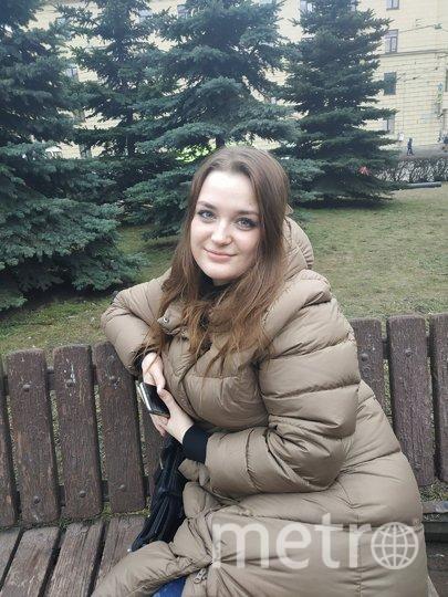 """Марина, в поиске работы, 21 год. Фото Наталья Сидоровская, """"Metro"""""""