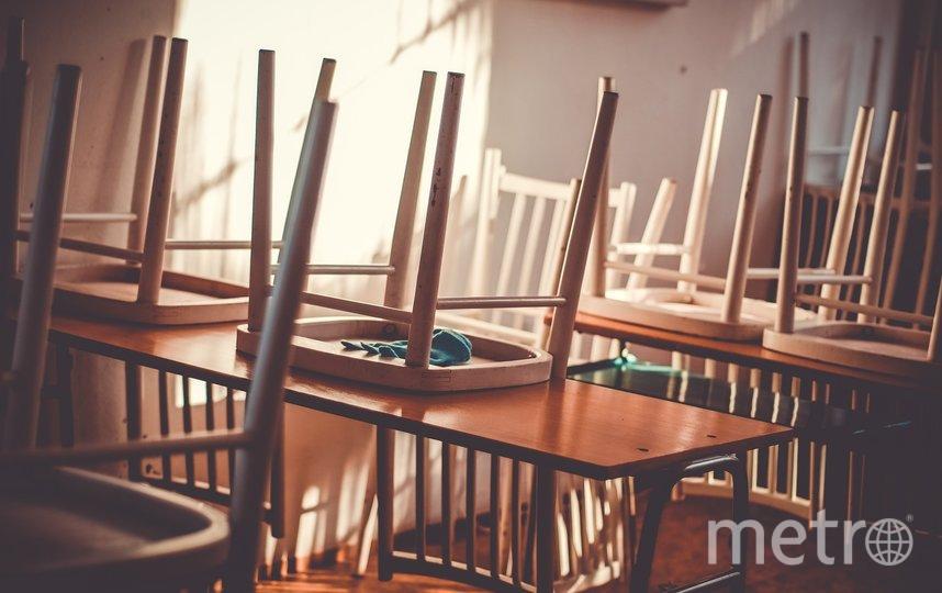 В Москве на карантин закрыто около 3 тыс. классов. Фото pixabay.com