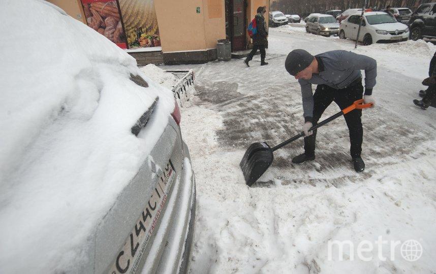 "Прокуратура считает, что дорогу плохо почистили. Фото архив, ""Metro"""