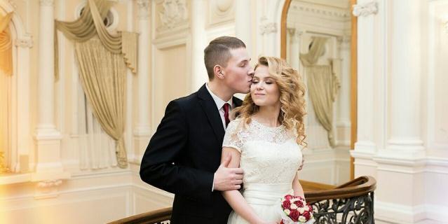 Свадьба Александры и Дениса.