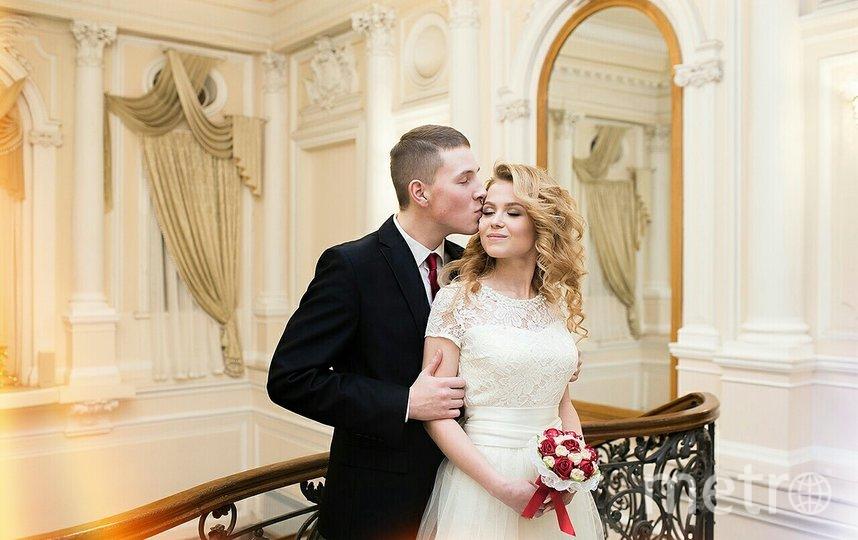Свадьба Александры и Дениса. Фото Александр Громов