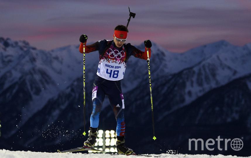 Евгений Устюгов на Олимпиаде. Фото Getty
