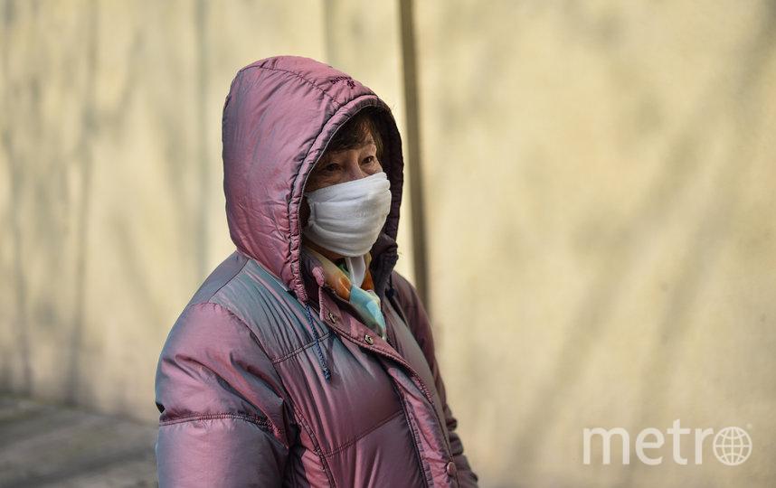 На данный момент зарегистрировано 69 264 случаев заболевания новым штаммом коронавирусом. Фото AFP