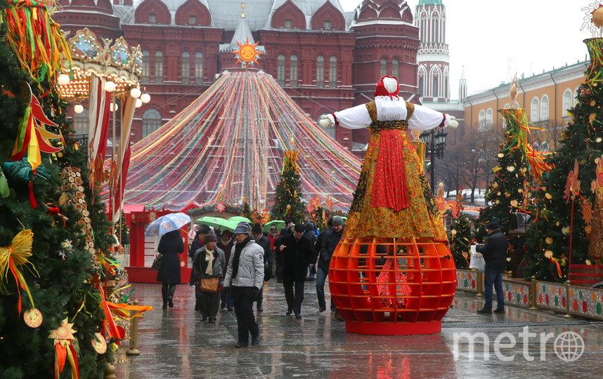"""Фестиваль """"Московская масленица"""" пройдёт с 21 февраля по 1 марта. Архивное фото. Фото Василий Кузьмичёнок"""