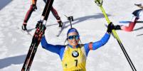 Доротея Вирер выиграла пасьют на чемпионате мира по биатлону