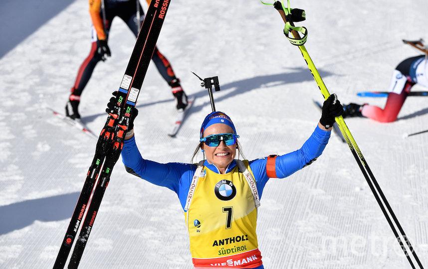 Вирер стала двукратной чемпионкой мира. Фото AFP