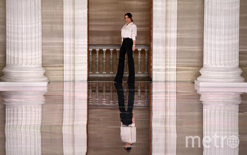 Виктория Бекхэм. Фото AFP