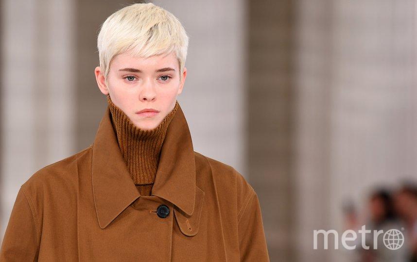 Виктория Бекхэм представила новую коллекцию Осень/Зима-2020. Фото AFP