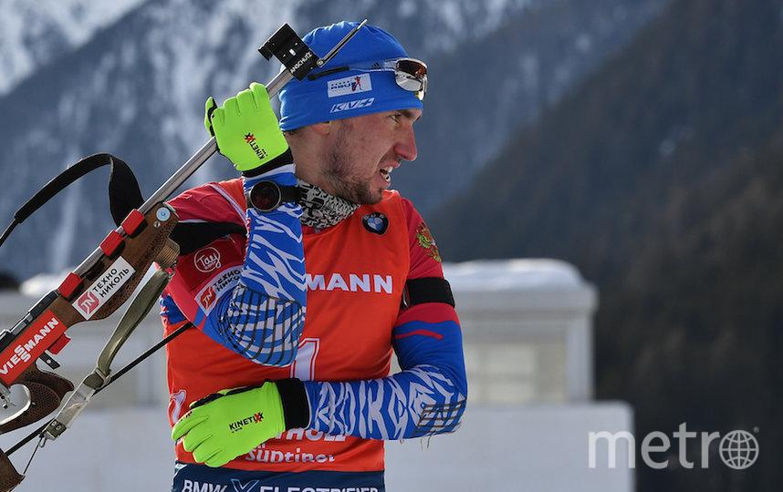Логинов выиграл вторую медаль на этом чемпионате мира. Фото AFP