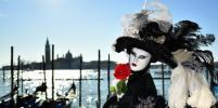 В Венеции проходит знаменитый традиционный карнавал: фото