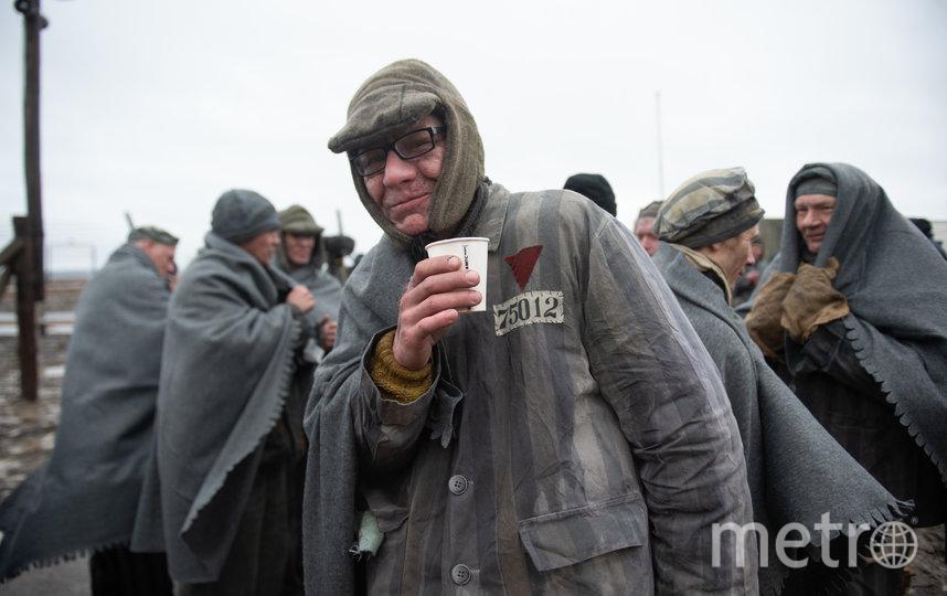 """Кронштадт превратили в фашистский концентрационный лагерь для военного фильма. Фото Святослав Акимов, """"Metro"""""""