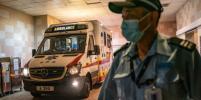 Число заражённых коронавирусом в Китае превысило 72 тыс человек, более 1800 погибли