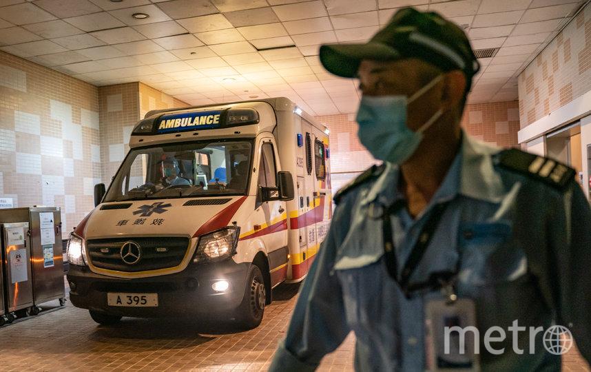 Число заражённых коронавирусом в Китае превысило 72 тыс человек. Фото Getty