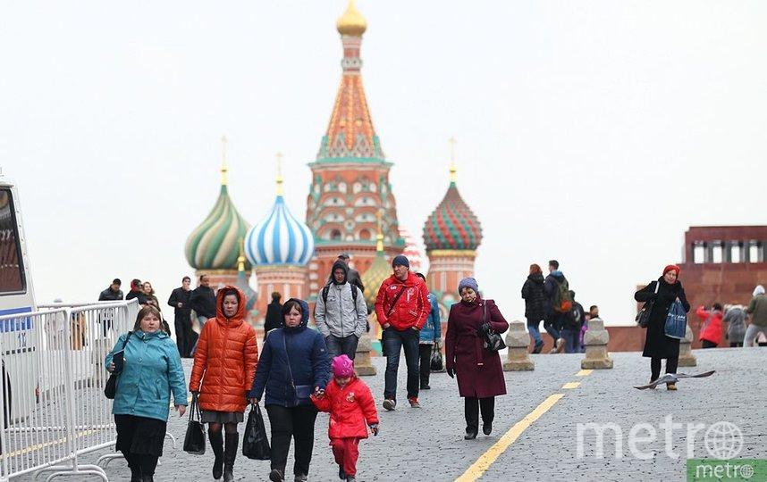 Температурный рекорд 71-летней давности побит в Москве. Фото Василий Кузьмичёнок