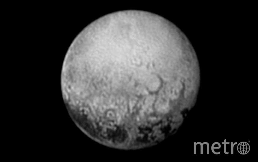 Плутон. Фото Getty
