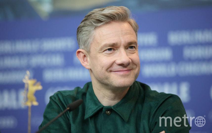 Мартин Фриман. Фото Getty