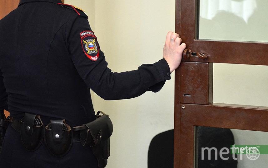 Полиция разбирается в деле с хищением из магазина. Фото Василий Кузьмичёнок