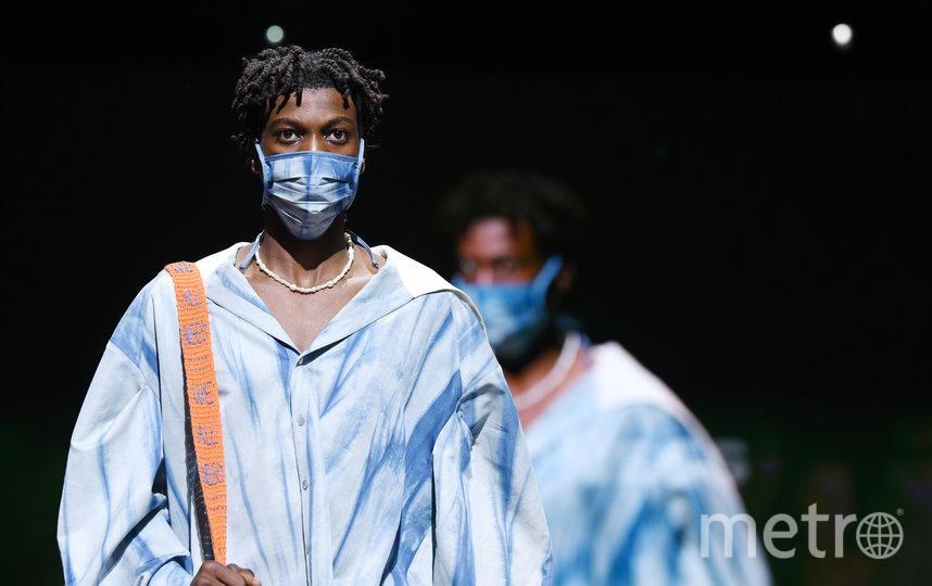 International Woolmark Prize 2020 в рамках Неделе моды в Лондоне. Blindness. Фото Getty