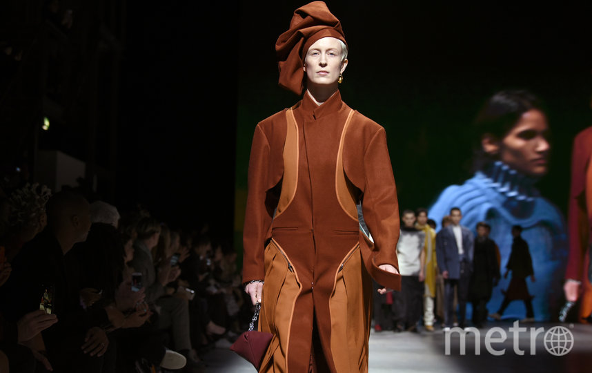 International Woolmark Prize 2020 в рамках Неделе моды в Лондоне. RICHARD MALONE. Фото Getty