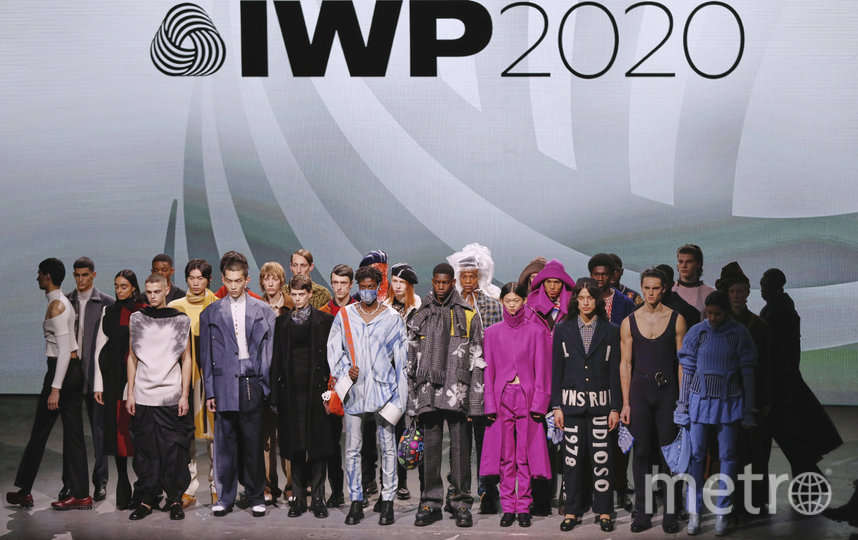 International Woolmark Prize 2020 в рамках Неделе моды в Лондоне. Фото Getty