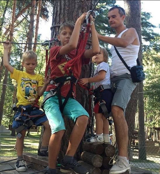 """""""Для меня быть хорошим папой - быть поддержкой для своих детей"""". Фото Сергей, @gssweber"""