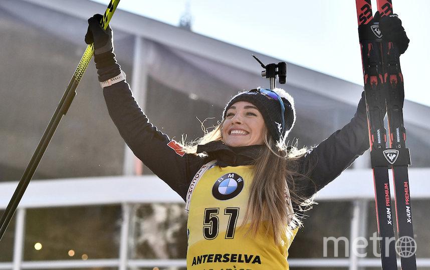 Вирер завоевала третье золото чемпионатов мира. Фото AFP