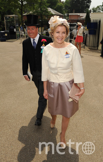 Дэвид Армстронг-Джонс и его жена Серена. Фото Getty