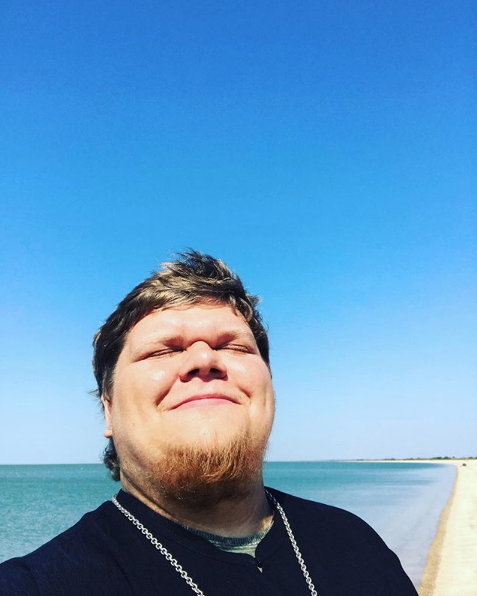 Евгений Подвысоцкий. Фото https://www.instagram.com/otets_evgeny/?hl=ru