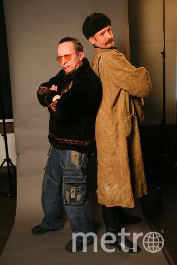 Иван Охлобыстин и Дмитрий Сидоркевич. Фото Василий Кузьмичёнок